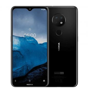Nokia 6.2 (4GB/64GB | Black)
