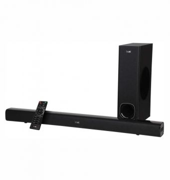 boAt Aavante 1200 Wireless Bluetooth Soundbar Speaker with Subwoofer Black