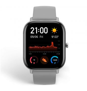 Amazfit GTS Smart Watch(Lava Grey)