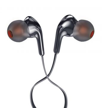 iBall Earwear-Gem-Black Wired Headset with Mic