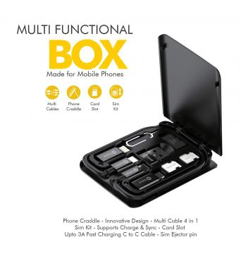 INBASE MULTIFUNCTIONAL BOX