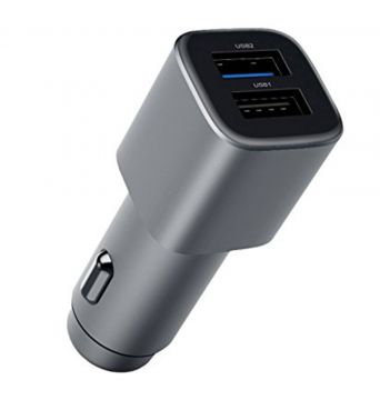 NOKIA DOUBLE USB QUICK CAR CHARGER DC-801