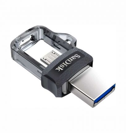 SanDisk Ultra Dual SDDD3-128G-I35 USB 3.0 128GB Flash Drive