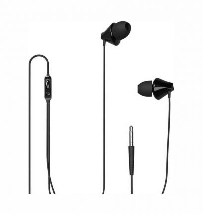 Toreto Delight 1.Tor 269 Wired Headset with Mic  (Black)