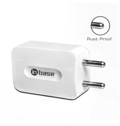 INBASE DUAL USB AC ADAPTER WITH CABLE