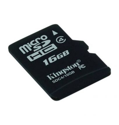 16GB MEMORY CARD KINGSTON