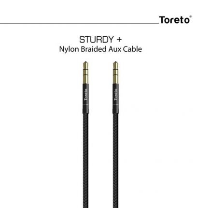 TOR-609 STURDY+ AUX CABLE